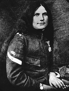 Milunka Savic is recognized as the most-decorated female combatant in the entire history of warfare. Single-handedly captured at least 50 enemy soliders and two enemy trenches.