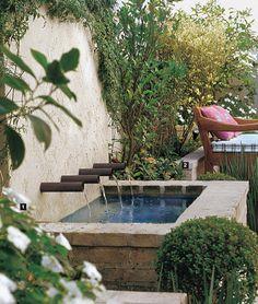 blog de decoração - Arquitrecos: Fontes de Jardim