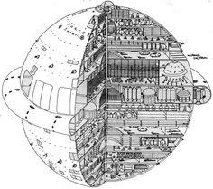 SOLARIS - Trägerschiff und Schlachtkreuzer der SOLAR-Klasse