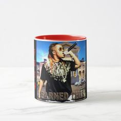 I Earned This Hip Hop Mug - decor gifts diy home & living cyo giftidea