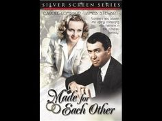 """""""Lombard and Stewart are utterly compelling and charming in this romantic comedy.""""Carole Lombard and James Stewart star in this full-tilt, comedy-drama tha Romance Movies, All Movies, Great Movies, Movies Online, Old Hollywood Movies, Classic Hollywood, Movie List, I Movie, Movie Stars"""