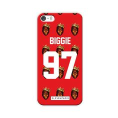 King of Rap iPhone 5/5S Case ($39) ❤ liked on Polyvore featuring accessories, tech accessories, phone cases, iphone cases, phone, cases, pattern iphone case, apple iphone cases, iphone cover case and red iphone case