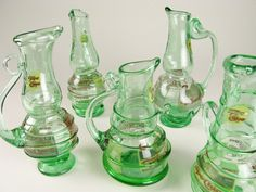 Upcycled Topo Chico Glass Bottle Pitchers, I want to make things like this!