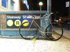 Affinity Cycles in Brooklyn