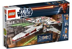 LEGO Star Wars TM X-wing Starfigther