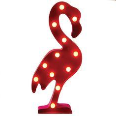 Φωτιστικό τοιχου LED flamingo