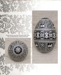 Pysanka Ukrainian Easter Eggs Pysanky
