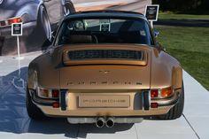 Porsche 911 Targa Reimagined by Singer: Monterey 2015 Photo Gallery - Autoblog