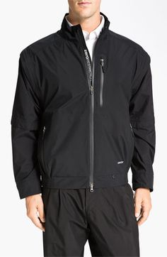 Men's Zero Restriction 'Featherweight II Travelers' Gore-Tex Jacket
