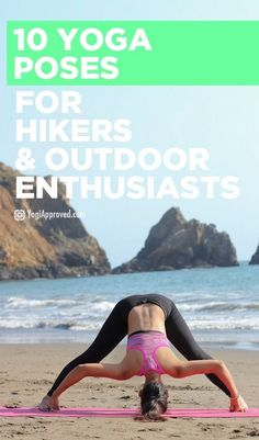 Yoga Poses For Hikers and Outdoor Enthusiasts 10 Yoga Poses For Hikers and Outdoor Yoga Poses For Hikers and Outdoor Enthusiasts Fitness Workouts, Fitness Del Yoga, Tips Fitness, Training Workouts, Training Plan, Training Tips, Strength Training, Ashtanga Yoga, Yoga Kundalini