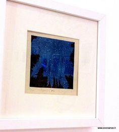 Opening #mokuhanga #print art Mara Cozzolino exhibition