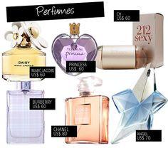 Dicas do que comprar em viagens internacionais. Veja quais cosméticos, maquiagens e perfumes vale a pena trazer de viagem.