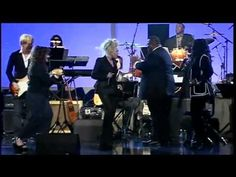 "Buddy Guy and Mavis Staples Perform At The Grammy Awards (Pretelecast) - YouTube ""Wang Dang Doodle"" featuring Buddy Guy, Kenny Wayne Shepherd, Cyndi Lauper, Betty Wright, Mavis Staples, and Maria Muldaur."