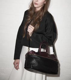 Jas MB 2013 Autumn Winter Collection Gallery | Jas MB London - British Luxury Leather Accessories Designer Brand.
