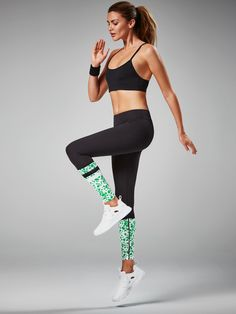 Lilybod Clare Leggings | Shop the latest Lilybod activewear arrivals on Fashercise now - free shipping worldwide on orders over £150/€150