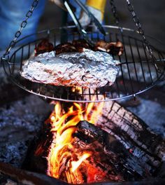 12 simple campfire recipes. Great for camping, outdoor grilling, and just being prepared if cooking over a fire is your only option.