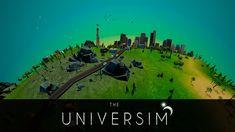 Niezwykle ambitny i ciekawy projekt - The Universim Kickstarter Trailer