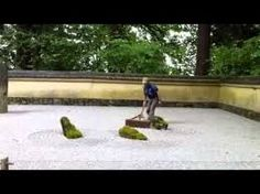 Image result for portland japanese garden sand and stone garden