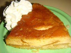 Zingarella de manzana Cake Recipes, Pancakes, Pie, Sweets, Breakfast, Desserts, Food, Ideas, Homemade Flan Recipe