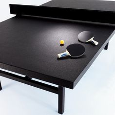Tennis Table by Tom Burr