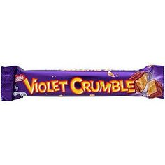 Buy the Australian Nestle Violet Crumble in Dallas at Blooms Candy & Soda Pop Shop! We have been long awaiting this candies arrival! Imported from Australia, Nestle's Violet Crumble bears a close resemblence to the Cadbury Crunchie from the UK. Australian Candy, Australian Food, Chocolate Brands, Chocolate Shop, Best Candy Bar, Cadbury Crunchie, Violet Crumble, Soda, Online Candy Store