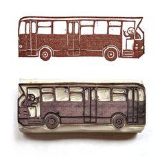 https://flic.kr/p/v6699g | bus | een stempel voor meneer railaway