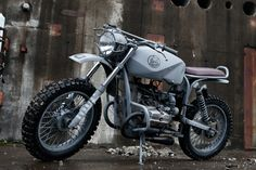 The Quatermaster Motorcycle Ural X Icon 1000