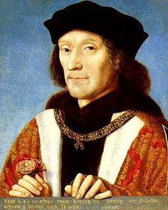 Henry VII, ca. 1500 (Michel Sittow) (1469-1526) Location TBD