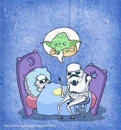 love star wars :)