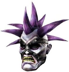 BRAND NEW Officially Licensed WORLD OF WARCRAFT Deluxe Adult Latex UNDEAD MASK | eBay