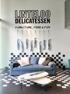 Linteloo on pinterest labs sofas and om for Cursus interieur