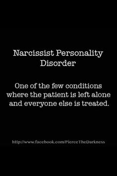 Yeah! I though I was the crazy one. Went to see a Psychiatrist. Dr. told me it wasn't me but my husband. She rolls over to her file cabinet and pulls out a sheet of paper listing 10 characteristics of a Narcissist.  My husband had all except #10 which was violence if provoked.  He did walk out on me and the girls but came back to live in the house only to terrorize me till I consented to the divorce.  I literally barricaded myself in my bedroom at night.  I was afraid!