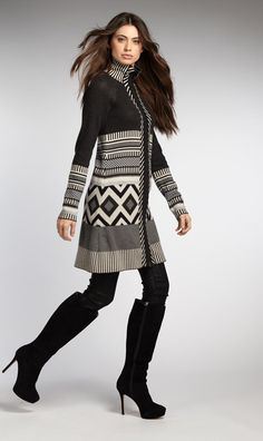 The Virtuoso Zip sweater in organic cotton. #EcoFashion at www.INDIGENOUS.com