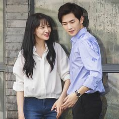 Korean Celebrities, Korean Actors, Celebs, Korean Couple, Best Couple, Yang Yang Zheng Shuang, Strong Woman Do Bong Soon, Por Tras Das Cameras, Yang Yang Actor