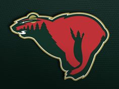 Minnesota Wild Concept