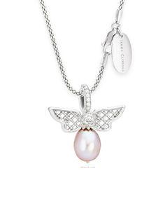 Jenna Clifford - Jewellery : Jenna Clifford Bee Pearl Pendant and chain ! Jenna Clifford, Pearl Pendant, Pendant Necklace, Pearl Color, Sale Items, Diamond Jewelry, Jewelery, Bee, Jewelry Design