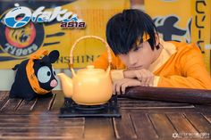 Ryoga Hibiki Cosplay by liui-aquino Amazing Cosplay, Best Cosplay, Liui Aquino, Obstacle Course Races, Get Excited, Pictures To Draw, Good Job, User Profile, Fangirl