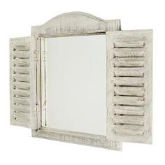 Espelho de Parede com Moldura Janela