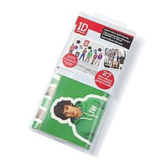 One Direction Peel & Stick Wall Decals