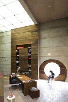 c-28c headquarters by Archohm Studio, Noida – India » Retail Design Blog