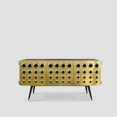 Casegoods | Essential Home Mid Century Furniture | see more inspiring images at www.delightfull.eu/en/furniture/
