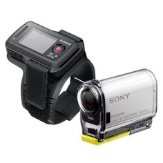 """SONY HDR-AS100VR.  Nice actioncam, but I'm using this as a """"memo cam""""."""