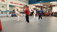 Belt Testing from 1/8/16 #martialarts #promartialarts #karate #kids #exercise #activities #kids #students