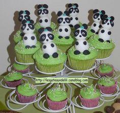 mai 2013 - Cupcakes Panda