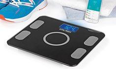 Groupon-Gutschein - VITALmaxx Bluetooth Personenwaage mit Körperanalyse (50%…