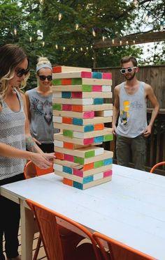 32 Of The Best DIY Backyard Games You Will Ever Play -some really great ideas - farmerorgardener | farmerorgardener