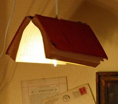 Dragonflys and Stars: Not your usual book light