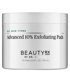 Best Exfoliator: BeautyRx Advanced 10% Exfoliating Pads | Every other night, swipe a pad over clean skin, wait 15 minutes, then rinse. You'll shrink existing zits and prevent new ones.  To buy: $70 for 50 pads; beautyrx.com.