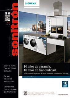 Sonitrón : revista profesional del equipo doméstico, electrónica de consumo y nuevas tecnologías http://kmelot.biblioteca.udc.es/record=b1220701~S1*gag