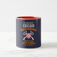 Chicago Firefighters Mug
